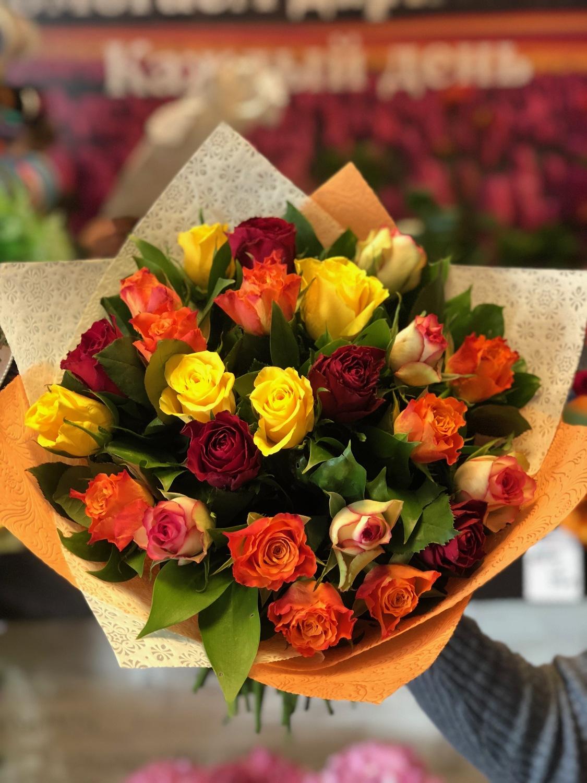 Авиамоторной оптом, букет 25 роз доставка цветов